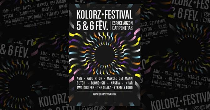 Kolorz Festival 2016 Carpentras - Ezella
